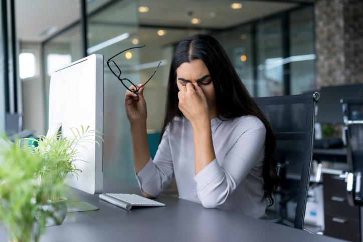 Eye Strain and Chronic Headaches